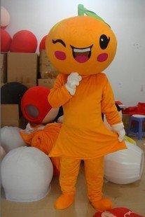 Manufacturers Cartoon Doll Clothing Cartoon Doll Clothing Doll Orange Fruits Oranges Mascot Costume
