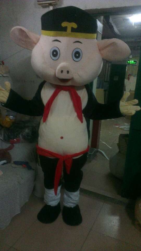 Manufacturers Cartoon Doll Clothing Doll Clothing Cartoon Pig Eight Referral Mascot Costume