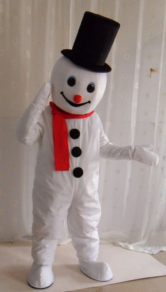 Manufacturers Cartoon Doll Clothing Doll Clothing Cartoon Snowman Christmas Clothing Clothing Mascot Costume