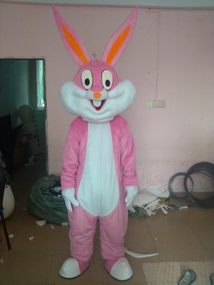 Bugs Bunny Cartoon Dolls Clothing Manufacturers Buy Is To Make Mascot Costume