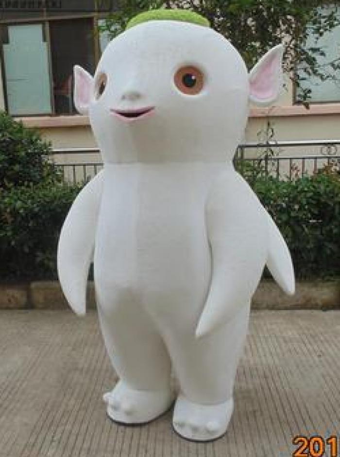 Cartoon Doll Clothing Cartoon 3D Movie Vampire Killers Remember Hu Ba Hu Baca Through Clothing Doll Clothing Mascot Costume