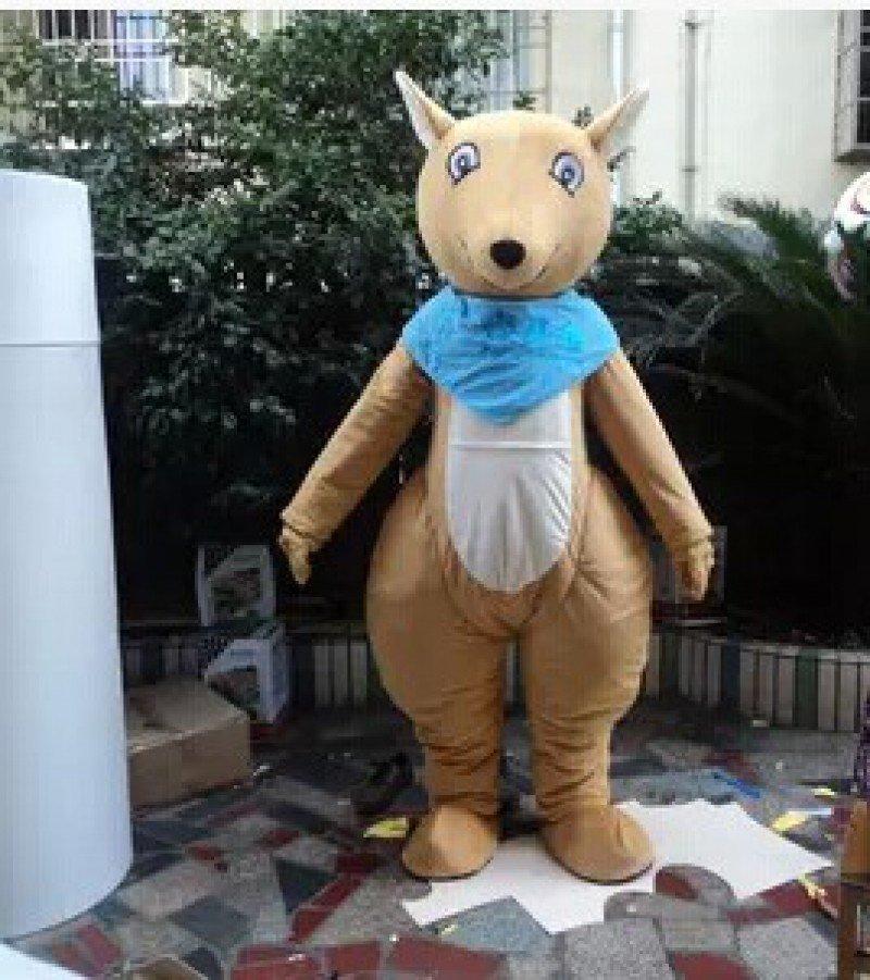 Squirrel Cartoon Costumes Walking Doll Clothing Doll Clothing Cartoon Mouse Performance Mascot Costume