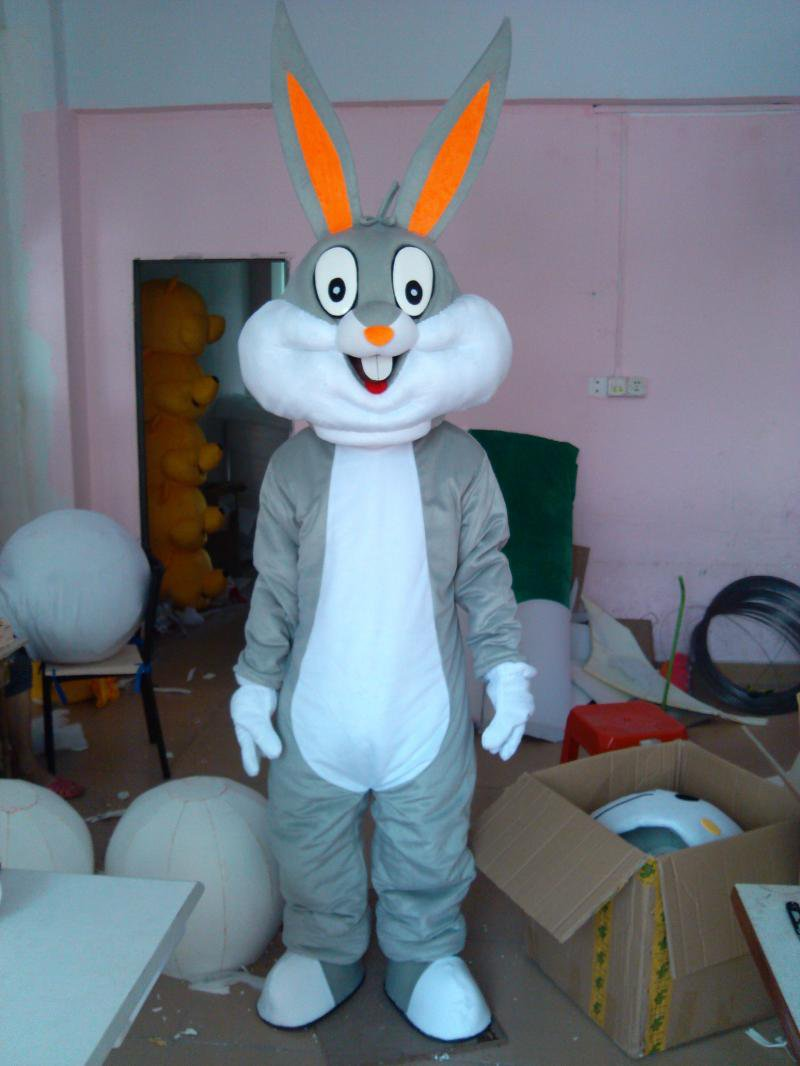 Bugs Bunny Cartoon Dolls Clothing Manufacturers Mascot Costume