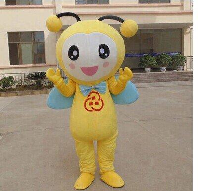 Cartoon Doll Clothing Cartoon Bee Bee Cartoon Doll Doll Clothing Props Performance Clothing Mascot Costume