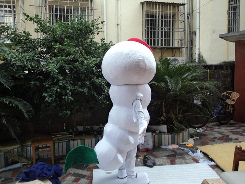 Cartoon Doll Clothing Cartoon Dolls Plush Toys Show Props Walking Cartoon Doll Clothing Centipede Mascot Costume