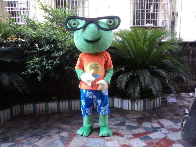 Frog Cartoon Doll Clothing Cartoon Dolls Walking Cartoon Doll Clothing Cartoon Dolls Performances Props Mascot Costume