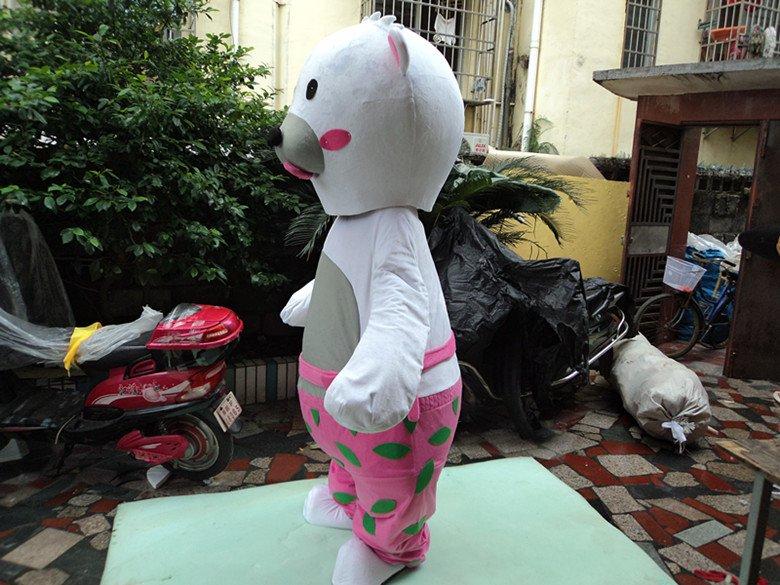 Cartoon Doll Clothing Plush Toys Dolls Walking Cartoon Doll Clothing Cartoon Show Props Dog Mascot Costume