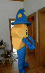 Custom Hoods Star Performers Walking Doll Clothing Adult Clothing Plush Mascot Headgear Bear Play Mascot Costume