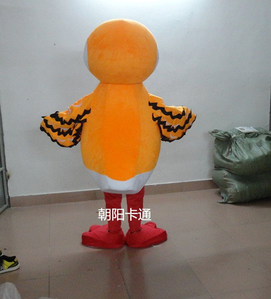 Cartoon Doll Clothing Cartoon Walking Doll Clothing Cartoon Show Clothing Cartoon Bird Doll Doll Clothes Mascot Costume