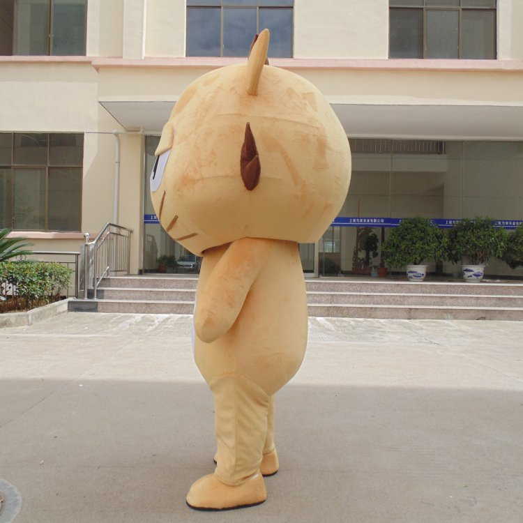 Lucky Cat Cartoon Dolls Clothes Adult Cartoon Mascot Performances Promotional Activities Walking Costumes Mascot Costume
