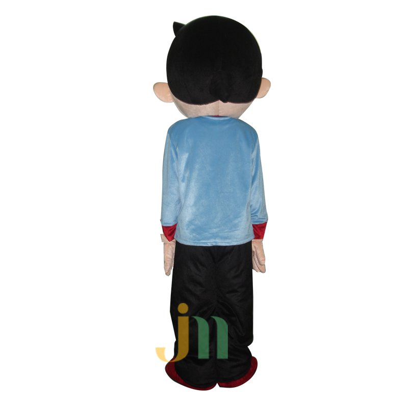 Astro Boy Cartoon Doll Cartoon Walking Doll Clothing Hedging Astro Boy Mascot Costume