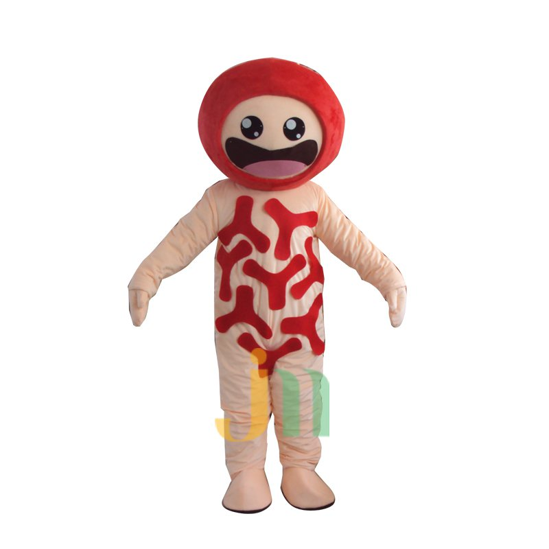 Cartoon Doll Cartoon Clothing Sea Baby Walking Baby Dolls Hedging Sea Mascot Costume
