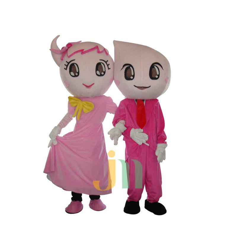 Cartoon Doll Cartoon Clothing Suits For Men and Women Walking Doll Hedging Suits For Men and Women Mascot Costume