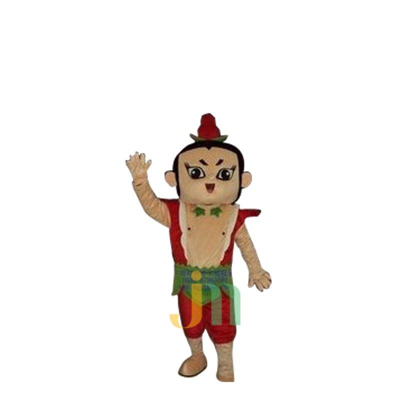 Gourd Doll Cartoon Clothing Cartoon Walking Doll Hedging Gourd Mascot Costume