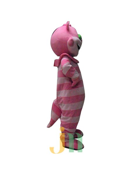 Mangrove Lovely Cartoon Frog Walking Doll Clothing Doll Cartoon Frog Doll Taohong Mascot Costume