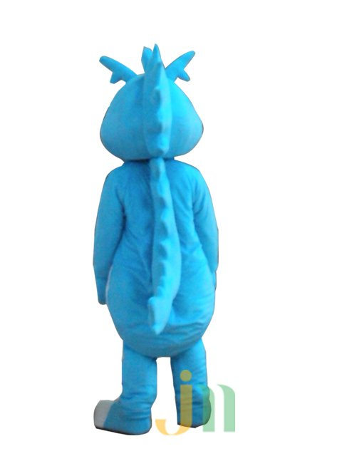 Nagasarete Cartoon Doll Cartoon Dragon Walking Doll Clothing Doll Long Sleeve Nagasarete Mascot Costume