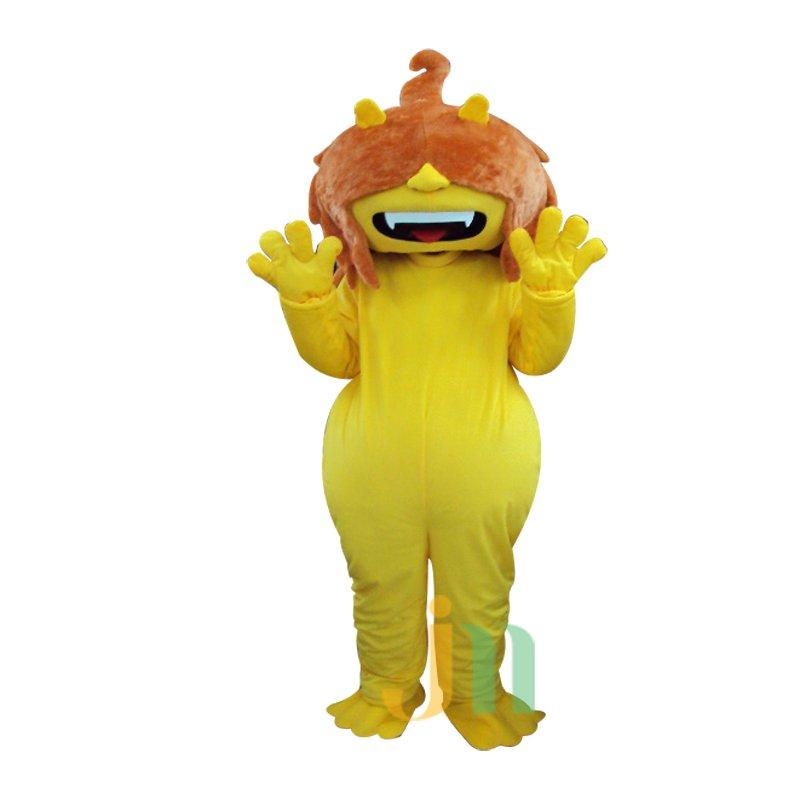 Orang Cartoon Walking Doll Clothing Doll Cartoon Lion Hedging Orang Lion Mascot Costume