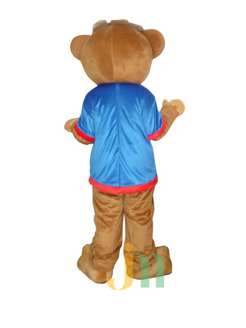 Taiwan Bear Cartoon Doll Cartoon Walking Doll Clothing Sets Taiwan Bear Doll Mascot Costume
