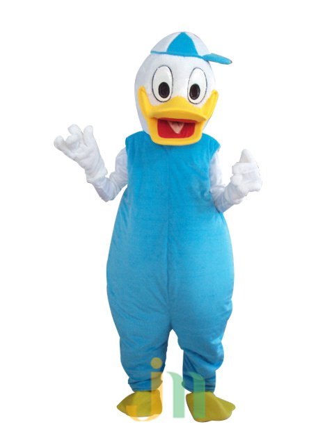 Brother Cartoon Duck Walking Doll Clothing Doll Cartoon Duck Hedging Brother Mascot Costume