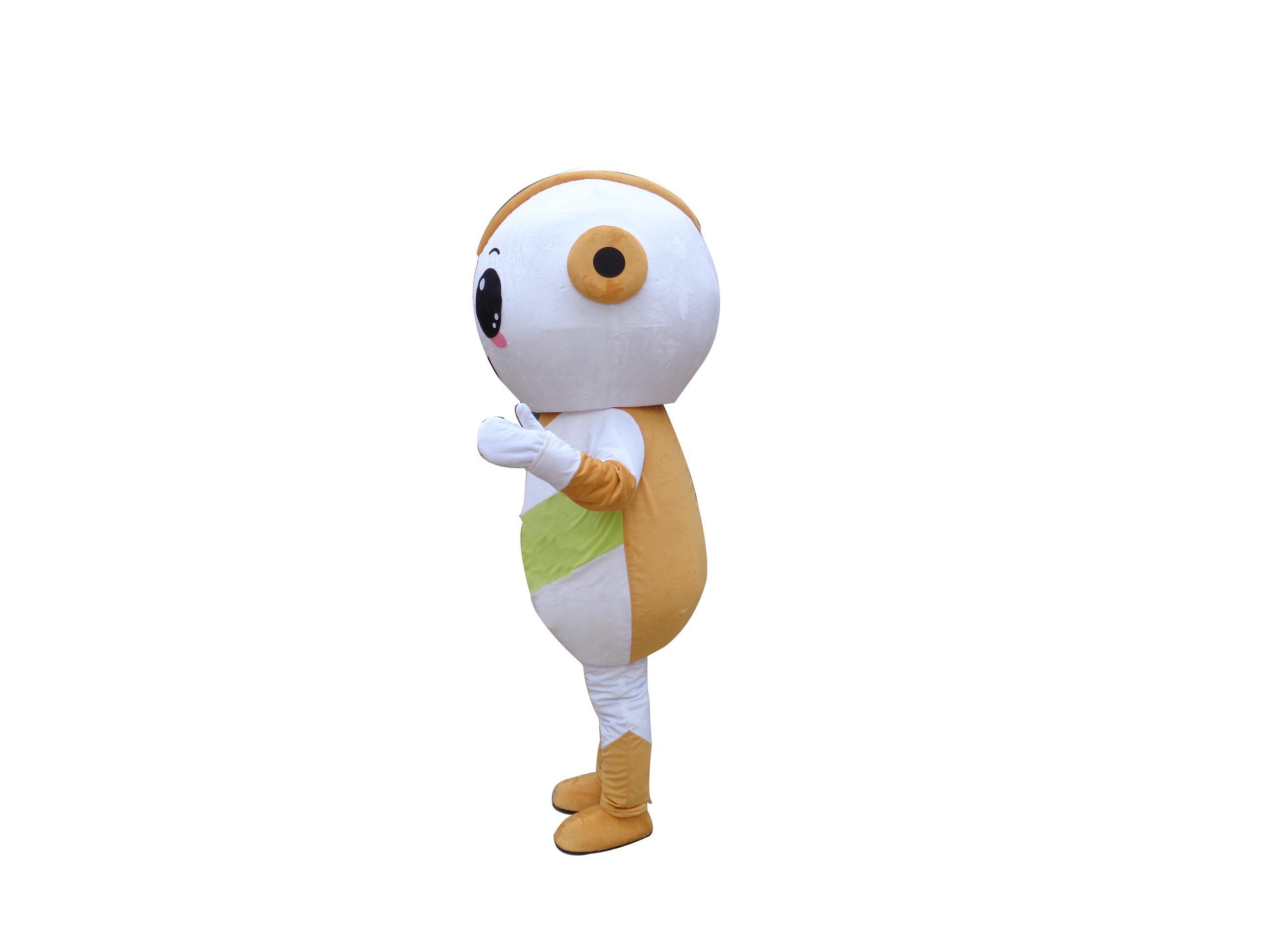 Bump Man Cartoon Doll Cartoon Walking Doll Clothing Hedging Bump Man Mascot Costume