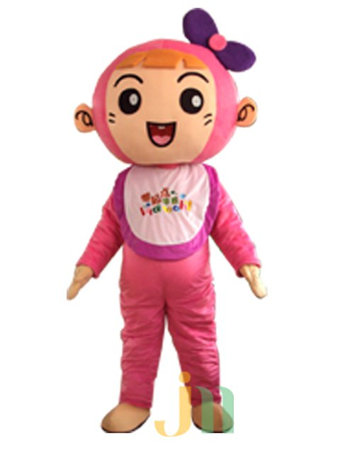 Cartoon Doll Clothing Walking Hedging Decorative Cartoon Mascot Costume Suit 2003 Events