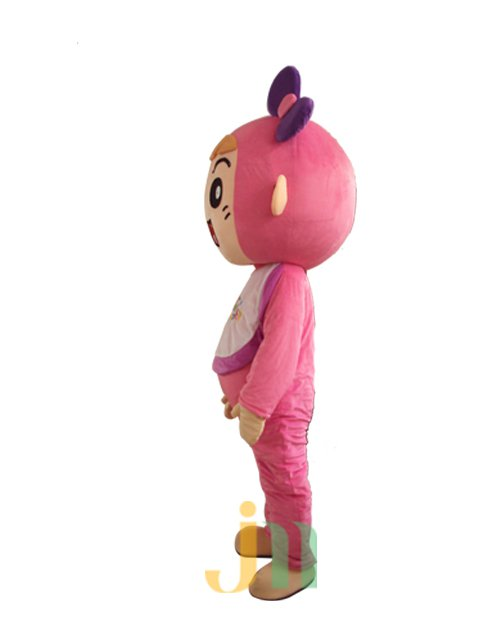 Cartoon Doll Clothing Walking Hedging Decorative Cartoon Mascot Costume Suit 2003 Events