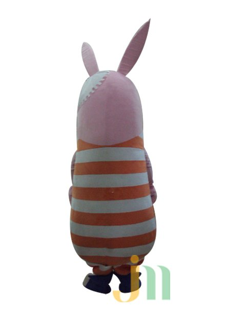 Cartoon Doll Clothing Walking Hedging Escape Female Rabbit Mascot Costume Cartoon Events