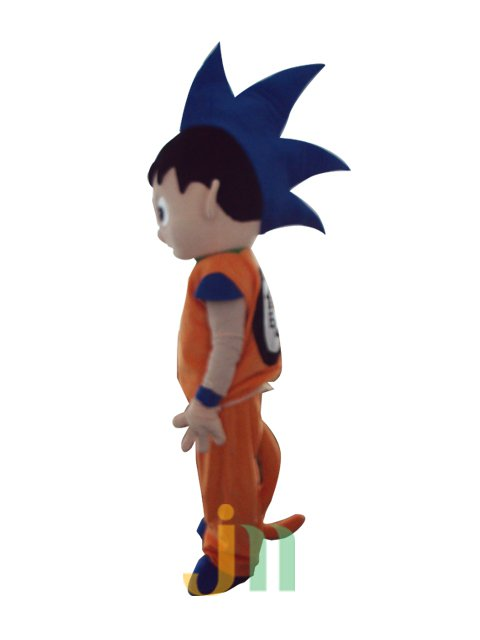 Cartoon Doll Clothing Walking on Hedging Handsome Kakaluote Animation Activities Decorative Doll Clothing Mascot Costume