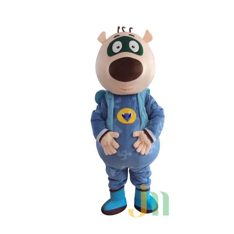 Cartoon Doll Fog Yong Pig Walking Doll Cartoon Clothing Sets Fog Yong Pig Dolls Mascot Costume