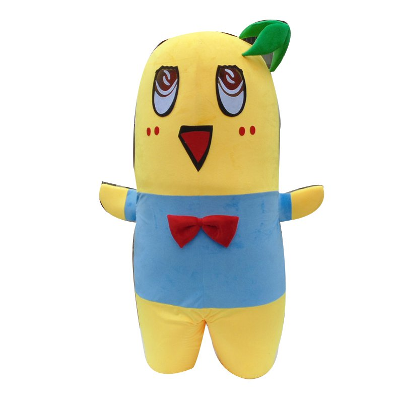 Cartoon Funassyi Doll Cartoon Walking Doll Clothing Hedging Funassyi Mascot Costume