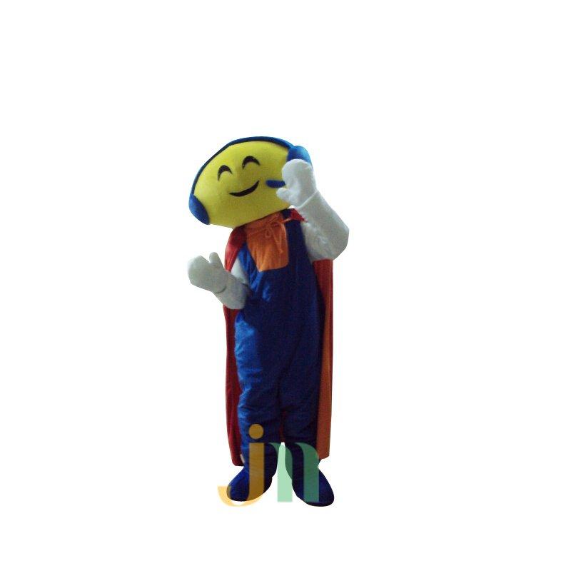 Cartoon Music Boy Doll Cartoon Walking Doll Clothing Hedging Mascot Costume