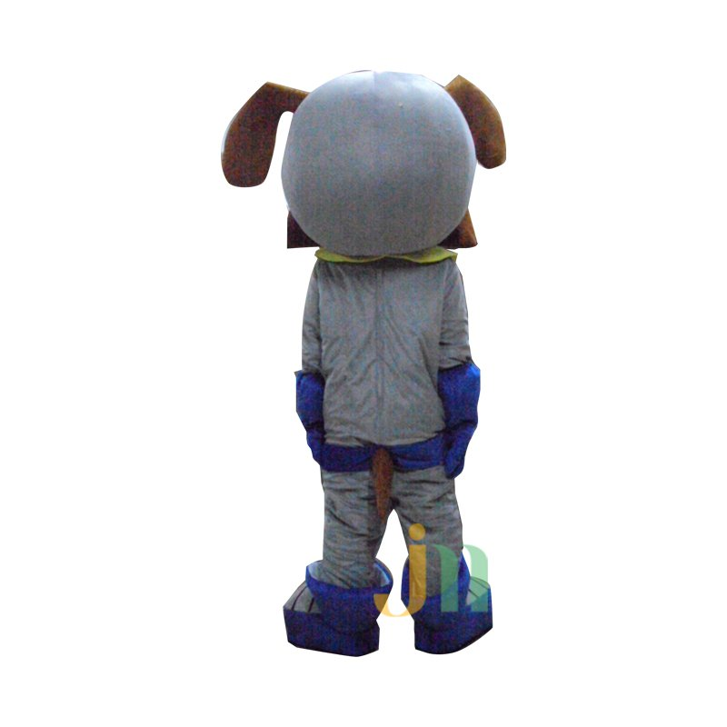 Cartoon Space Dog Doll Cartoon Walking Doll Clothing Hedging Space Dog Mascot Costume