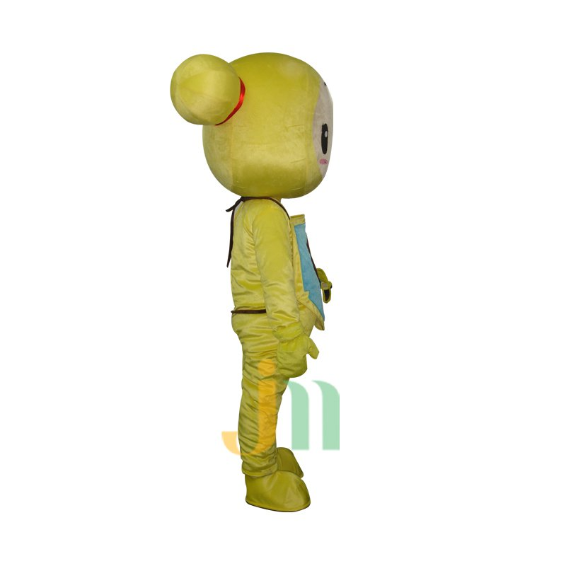 Choi Choi Doll Cartoon Clothing Cartoon Walking Doll Hedging Choi Choi Mascot Costume