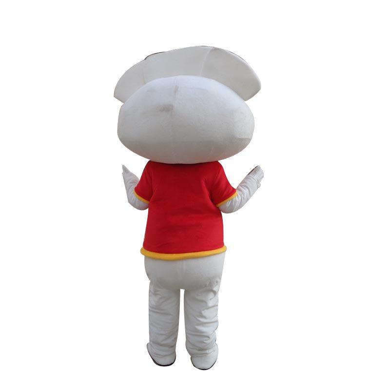 Doll Cartoon Clothing Cartoon Walking Doll Dumplings Hedging Lovely Dumplings Mascot Costume