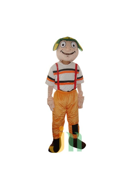 Happy Boy Lovely Cartoon Doll Cartoon Walking Doll Clothing Hedging Happy Boy Mascot Costume