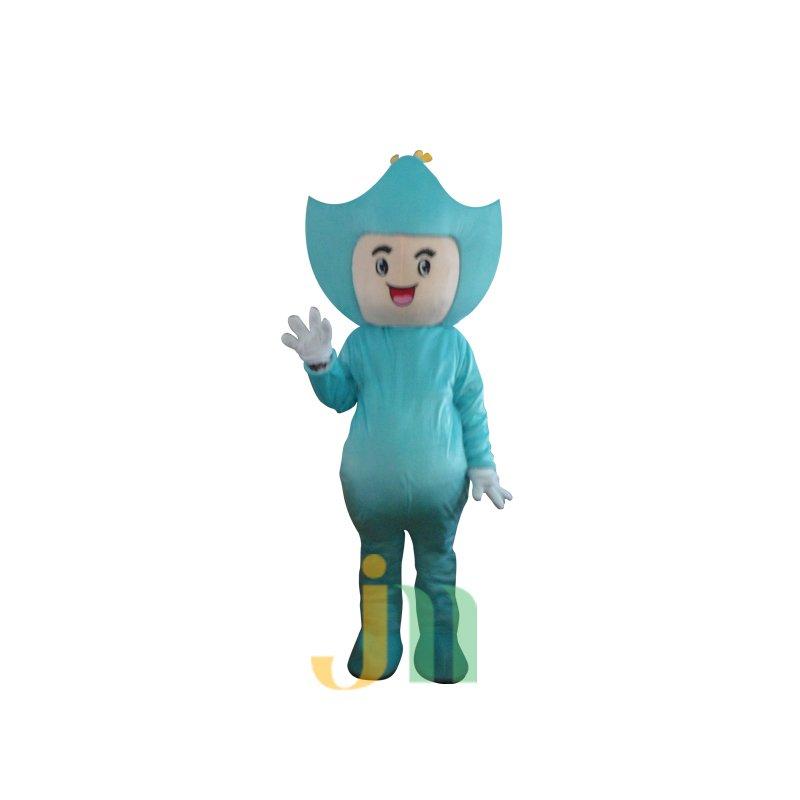 Kin Kin Doll Cartoon Clothing Cartoon Walking Doll Hedging Kin Kin Mascot Costume