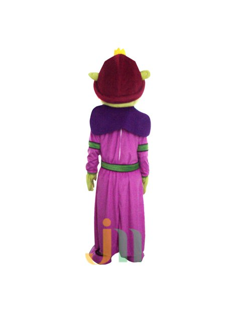 Ophelia Was Lovely Cartoon Princess Doll Cartoon Walking Doll Clothing Doll Hedging Mascot Costume