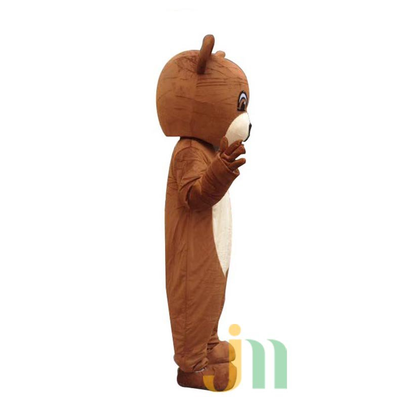 Tomato Cartoon Walking Doll Clothing Doll Cartoon Winnie Hedging Tomato Cubs Mascot Costume