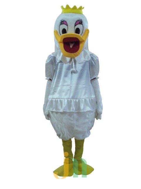 Ya Mama Doll Cartoon Clothing Cartoon Walking Doll Hedging Mother Duck Mascot Costume