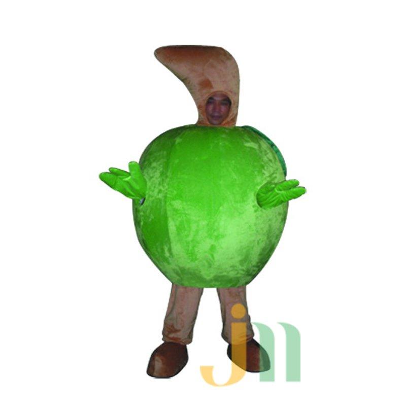 Apple Cartoon Faceless Dolls Cartoon Clothing Walking Doll Hedging Faceless Apple Mascot Costume