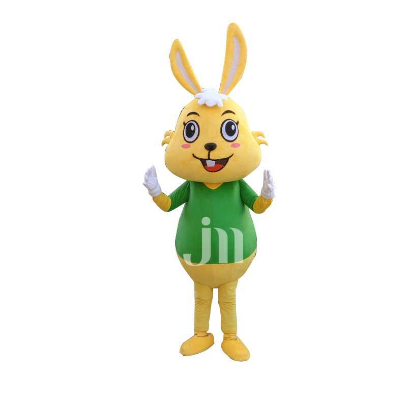 Cartoon Doll Cartoon Bunny Rabbit Doll Clothing Walking Doll Sets Mascot Costume
