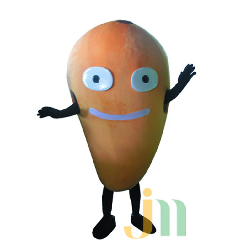 Cartoon Mango Doll Cartoon Walking Doll Clothing Hedging Mango Mascot Costume