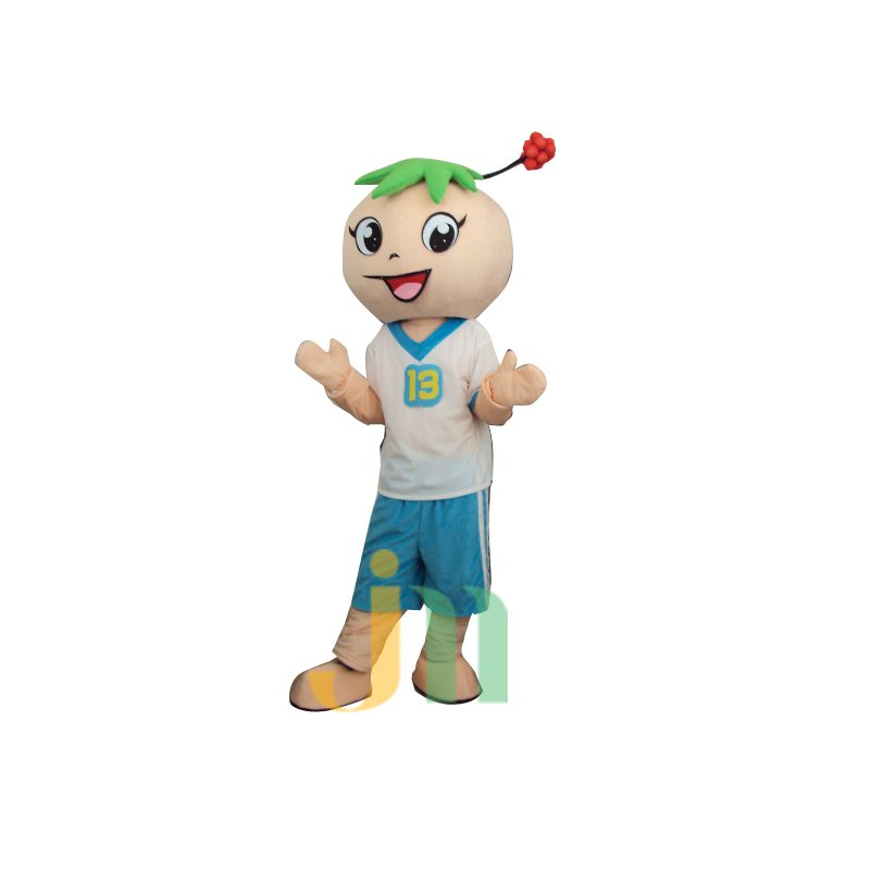 Thirty-seven Baby Doll Cartoon Clothing Cartoon Walking Doll Baby Hedging Thirty-seven Mascot Costume