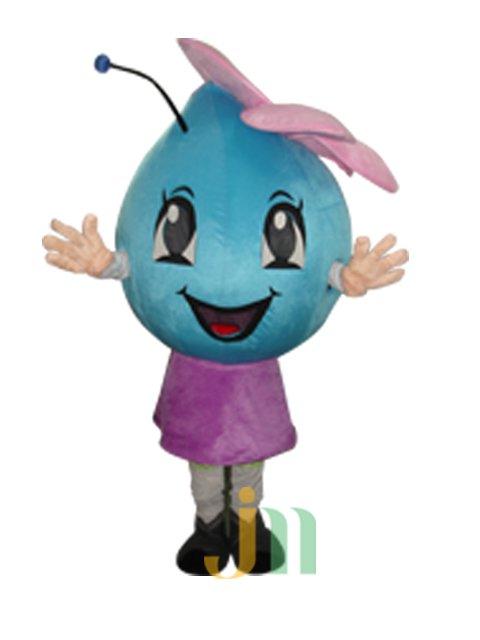 Cartoon Doll Clothing Walking Hedging Communication Flower Girl Mascot Costume Cartoon Events