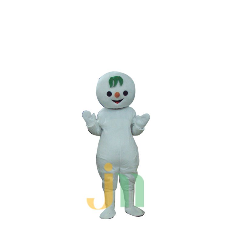 Cartoon Snowman Doll Cartoon Walking Doll Clothing Hedging Cute Snowman Mascot Costume