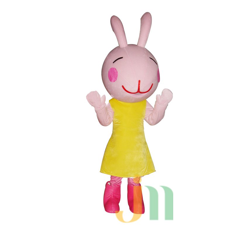 Sunnie Doll Cartoon Clothing Cartoon Walking Doll Hedging Sunnie Mascot Costume
