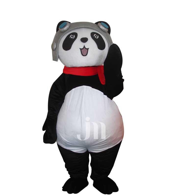 Tai Chi Bear Doll Cartoon Clothing Cartoon Walking Doll Hedging Taiji Bears Mascot Costume