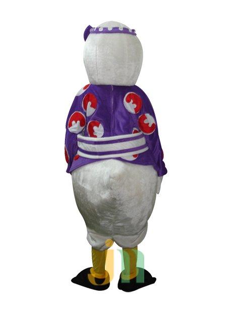 Cartoon Doll Clothing Walking Hedging Japanese Donald Duck Cartoon Doll Clothing Decoration Activities Mascot Costume