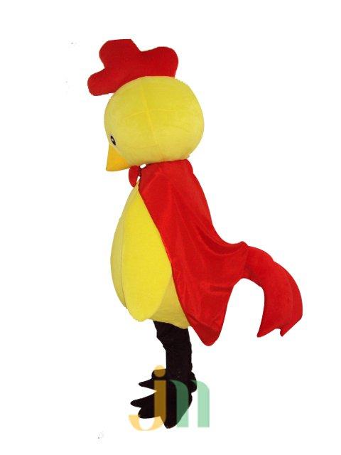 Cute Cartoon Walking Doll Clothing Doll Cartoon Chicken Hedging Lovely Chicken Mascot Costume