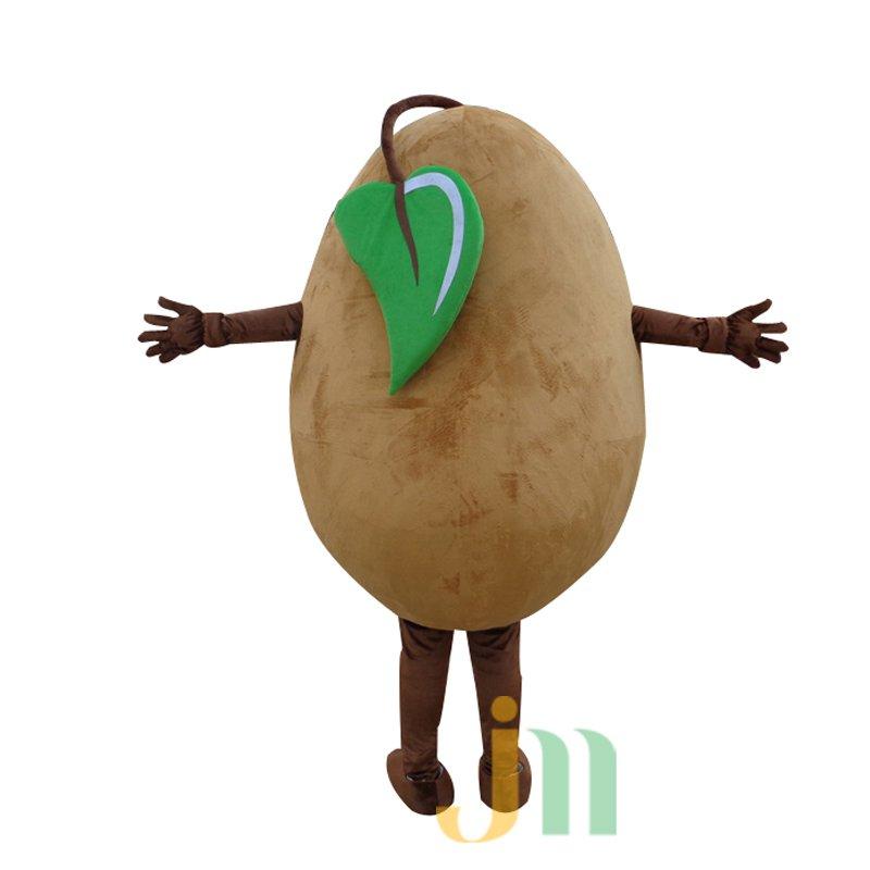 Potato Man Cartoon Doll Cartoon Walking Doll Clothing Hedging Potato Man Mascot Costume